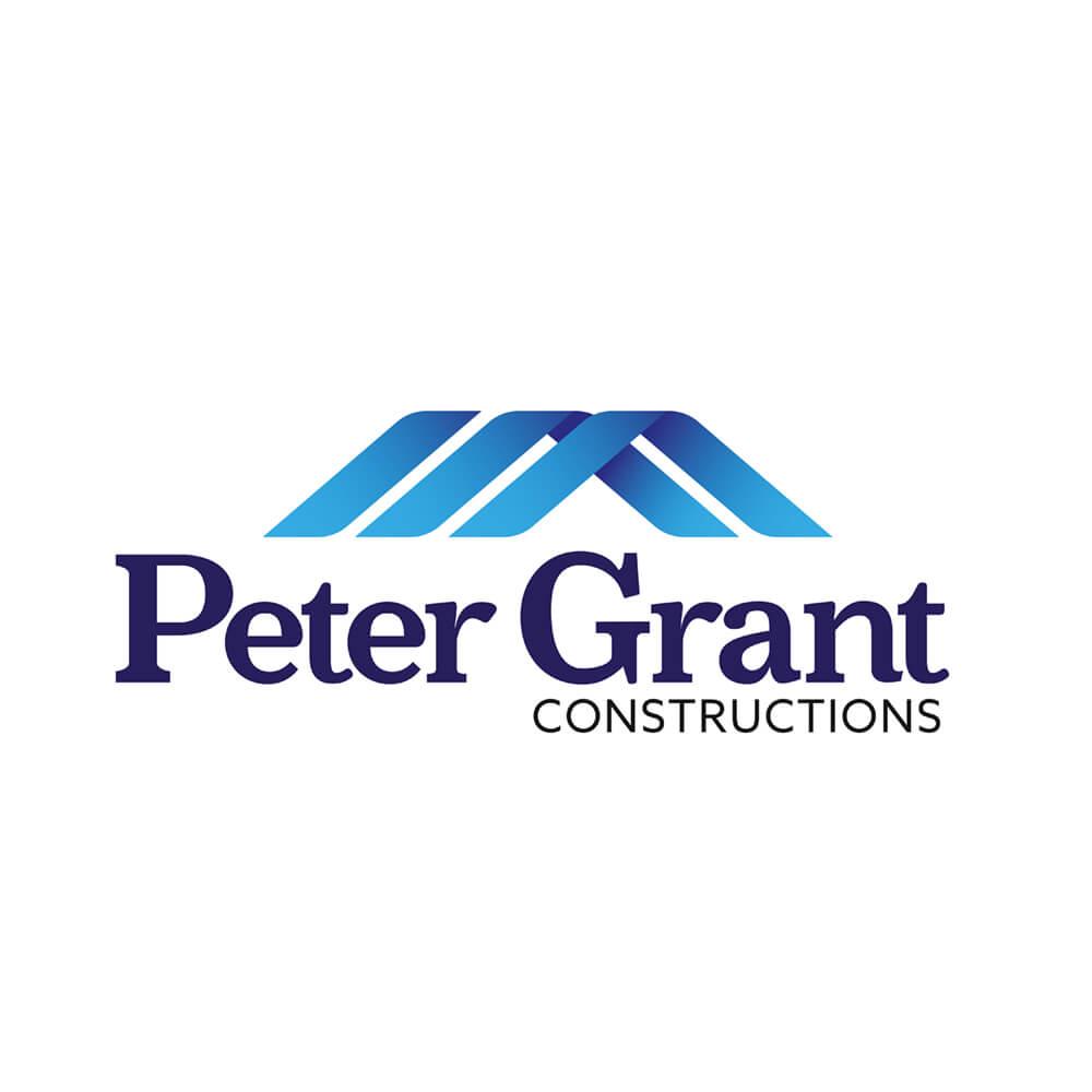 Peter Grant Constructions Logo