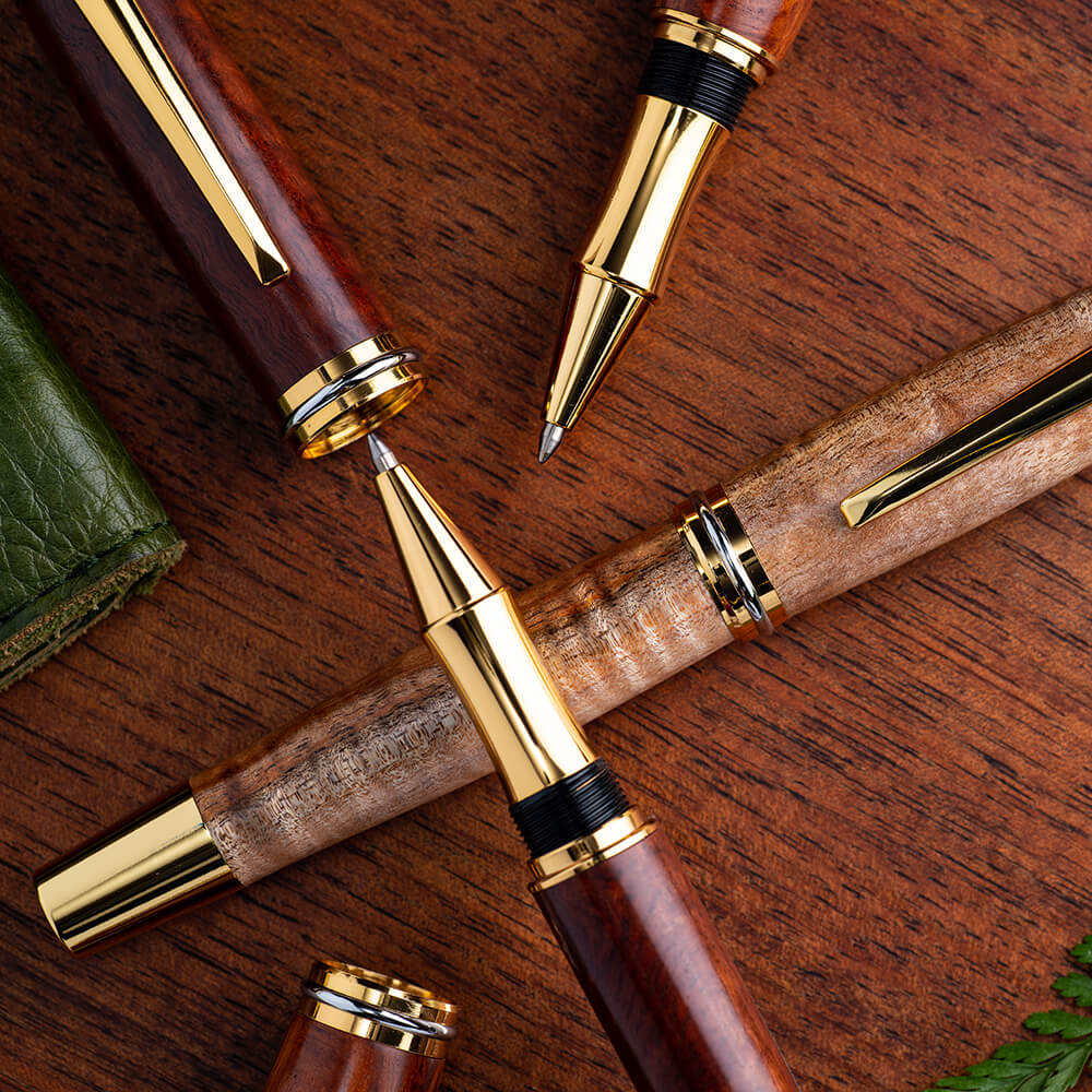 Photoshoot for August Pens