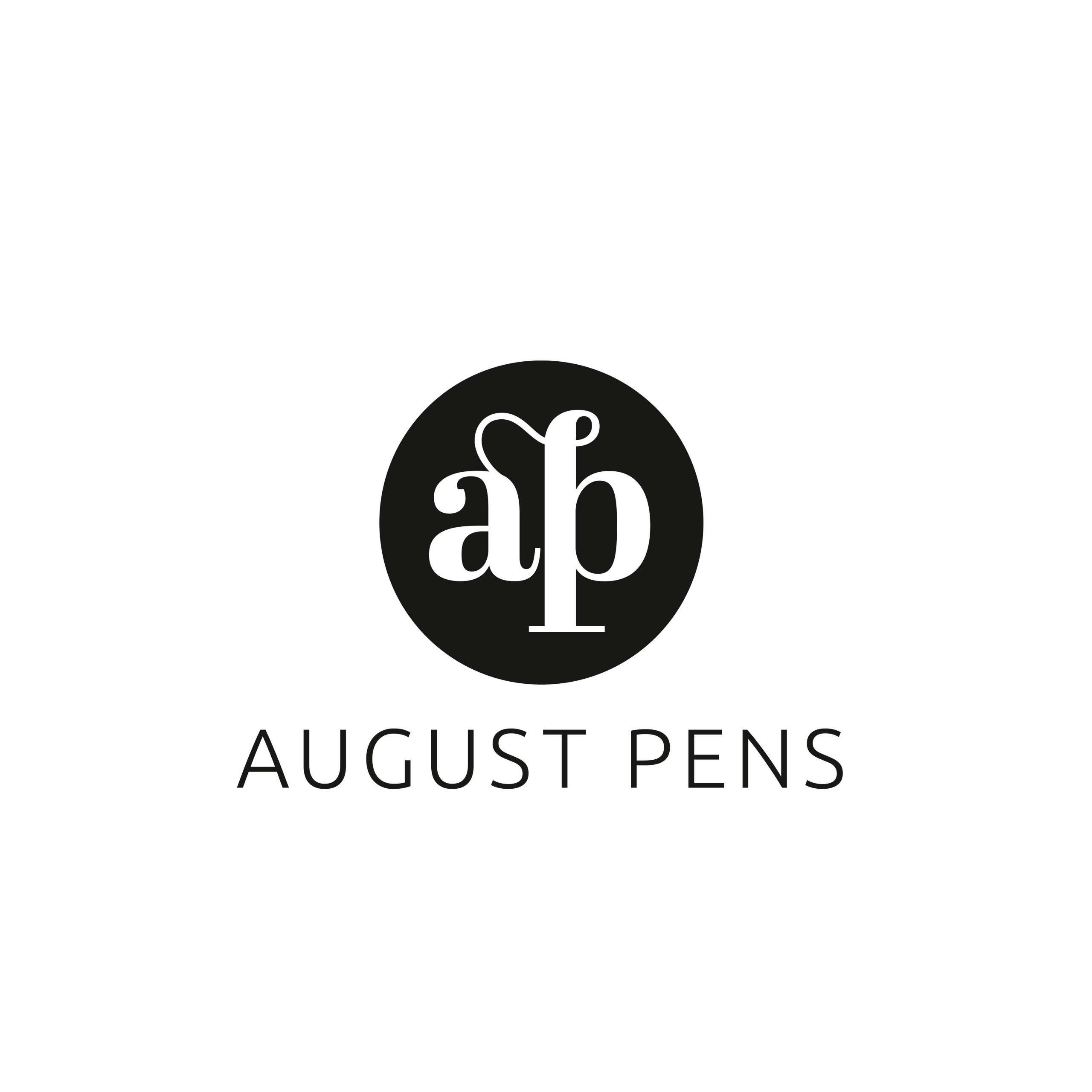 August Pens Logo