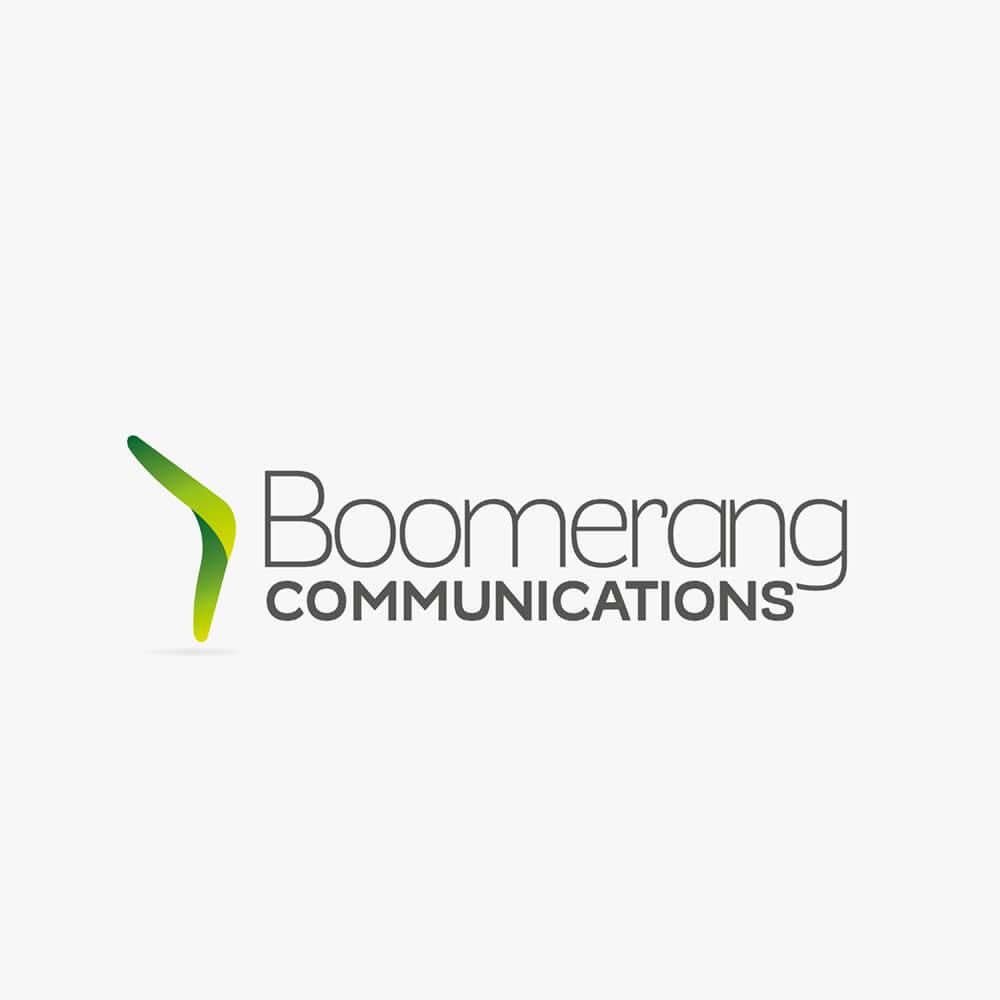 Boomerang Communications logo