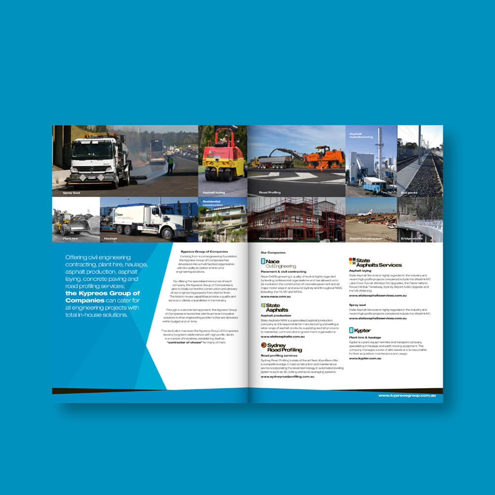 Kypreos Group Corporate Brochure