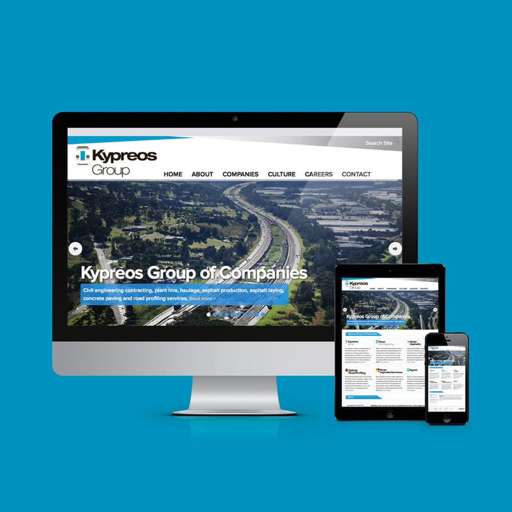 Kypreos Group Website